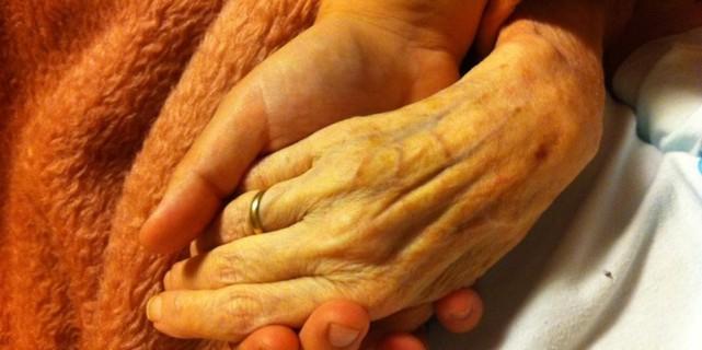 Über die Anerkennung in der Altenpflege